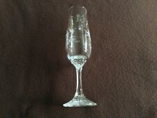 Vintage Retro Rosenthal Single Champagne Flute Glass 1970's Beautiful condition