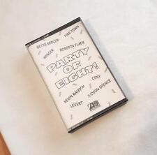 Party of Eight Bette Midler Winger Levert Promo Sampler PR2641 Cassette Tape