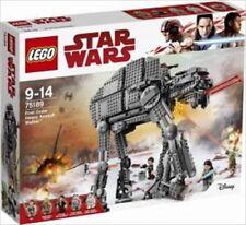 LEGO STAR WARS 75189 FIRST ORDER HEAVY ASSAULT WALKER LAST JEDI!!  IN HAND!!