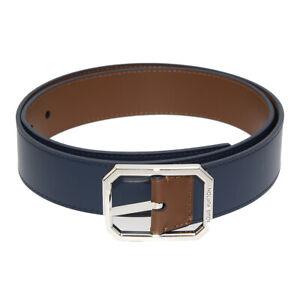 Louis Vuitton Ceinture LV Staples 35mm M0231S Belt Men 90/36 Unused R1049