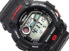 CASIO G-SHOCK, G7900-1 G-7900-1, MOON DATA, TIDE GRAPH, 200M WR, BLACK, FREESHIP
