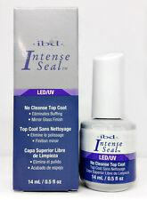 IBD LED/UV Intense Seal UV Gel - No Cleanse Top Coat 0.5oz/15ml - 60505