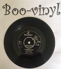 """MIREILLE MATHIEU ~ LA DERNIERE VALSE [THE LAST WALTZ] ~ 1967 UK 7"""" SINGLE Ex"""