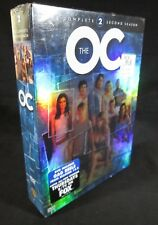 NEW Org. $58.99 The OC - The Complete Second Season DVD 7-Disc Box Set TV Series