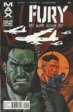 Fury Comic Issue 9 Modern Age First Print 2013 Garth Ennis Parlov Loughridge Max