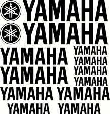 Yamaha replacement sticker set motorcycle tank fairings other makes available
