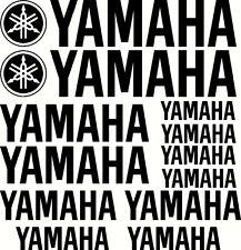 Yamaha conjunto de pegatinas de reemplazo Motocicleta Tanque carenados otros hace disponible