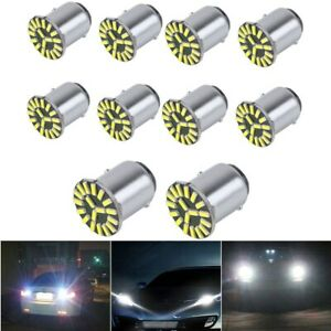 1157 LED Brake Tail Lamp Bulbs for Holden Barina 04-12 Fit Ford Territory 04-18