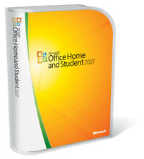 Microsoft Office 2007 Home and Student (Word, Excel, PowerPoint ...) Vollversion