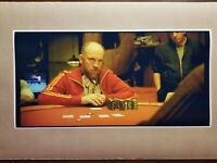 """Rounders Poker 12"""" X 24 Poster Movie Scene KGB Game Room Man Cave Texas Hold em"""