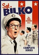 SGT BILKO  PHIL SILVERS SHOW  20 DISC COMPLETE SERIES  USA  DVD  NEW