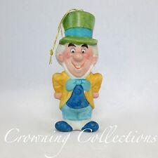 Disney The Mad Hatter Porcelain Ornament Japan Alice in Wonderland Productions
