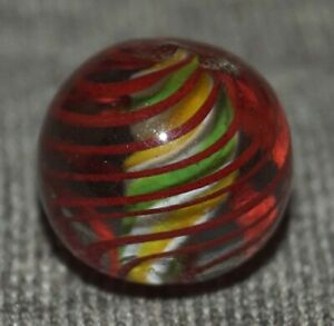 """VINTAGE MARBLES: OH MY! WHAT A SOLID CORE J/U 5/8"""" - 15.1mm"""