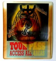 Judas Priest A Touch of Evil Shaped Vinyl Picture Disc