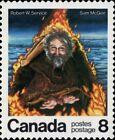 Canada    # 695  VF-NH   CANADIAN AUTHORS   Brand New 1976 Pristine Gum