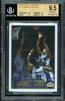 Carmelo Anthony Rookie Card 2003-04 Topps Chrome #113 BGS 9.5 (9.5 9.5 9 9.5)
