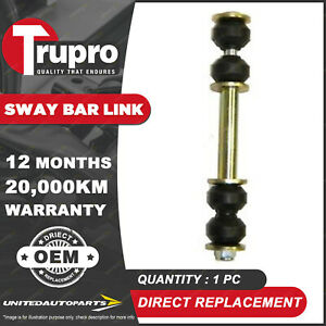Front LH Sway Bar Link Pin Ford F150 2WD Inc for BRONCO BALL JOINT SUS 4WD