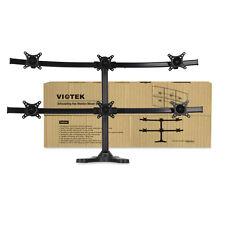 Articulating Viotek Adjustable Hexa Arm Monitor Mount Stand VESA VTMS6X