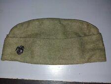 Usmc Marine Corp Man's Garrison Alpha Cover Cap Piss Cover