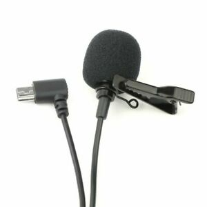 XIT External Microphone Mic for GoPro HERO4 3+ 3 Mini USB