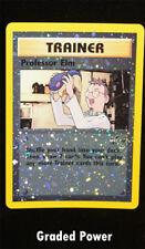 Pokemon Best Promo PROFESSOR ELM TRAINER 3 NM / NM-