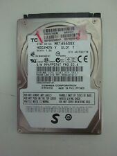 Disco duro TOSHIBA 160GB MK1655GSX HDD2H25 V UL01 T SECTORES DEFECTUOSOS