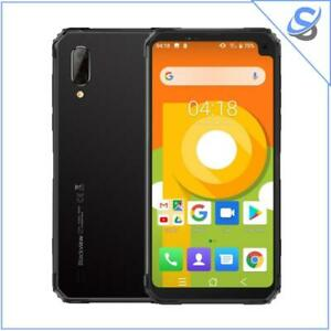 Blackview BV6100 Android 9.0 Rugged Smartphone Quad Core 3+16GB Dual SIM 6.8inch