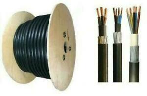 SWA Armoured Cable 6943LSH 3 Core 1.5mm Price Per Metre BS6724