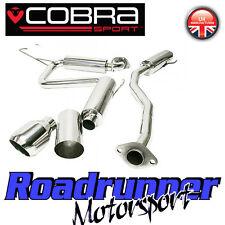 Cobra Sport Toyota Celica 1.8 VVTi T-Sport 190 Sistema De Escape Gato posterior de acero