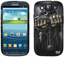 Espiral directo Game Over Samsung Galaxy s3/siii/s 3 teléfono Estuche/cubierta reaper/skull