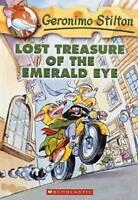 Lost Treasure of the Emerald Eye (Geronimo Stilton), Stilton, Geronimo, Very Goo