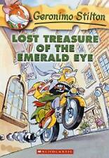 The Lost Treasure of the Emerald Eye by Geronimo Stilton (Paperback, 2004)
