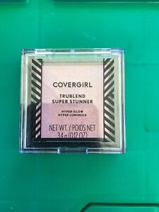 COVERGIRL TRUBLEND SUPER STUNNER HYPER-GLOW ROSE QUARTZ Sealed Brand New