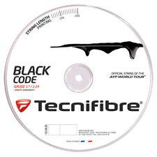 Tecnifibre Black Code 1.28 mm/16 G - 200m reel - Tennis String