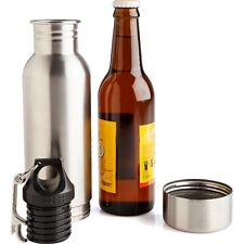 Hidden Secret Flask Alcohol Beer Stubby Holder Cooler Coolers Bottle Holder New