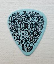 "Cheap Trick * Rick Nielsen ""R"" Guitar Pick Power Blue !"