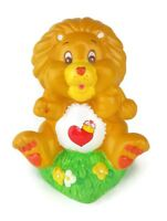 Care Bear Bank Cousin Brave Heart Lion 1985 American Greetings Rare Fan Gift