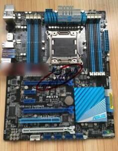 ASUS P9X79 Socket 2011 Intel X79  Motherboard  USB3.0 eSATA 6Gb/s