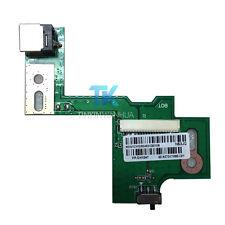 DC POWER JACK SWITCH BOARD Replacement FOR ASUS N53S N53SV N53SQ N53SI N53SL0
