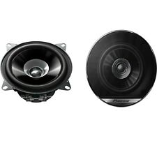 "New PIONEER TS-G1010F 10cm 4"" Inch 100mm Dual Cone Car 2 Speakers 190 Watt"