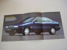 - POSTER ANNO 1996 - LANCIA K COUPE'