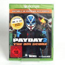Payday 2: The Big Score inkl. allen DLCs - Xbox One - XB1 *nagelneu*