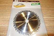 HM Kreissägeblatt für Hand Kreissäge  Wolfcraft  160  /  20  /  Z = 20 Abweiser