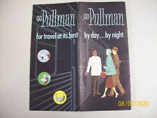 Pullman Company  Accommodations Guide