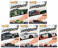 Hot Wheels 50th Anniversary 2018 Car Culture Euro Speed Diecast Cars Set of 5