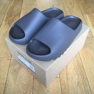 Adidas Yeezy Slide Soot UK10 US10 EU44.5 BNWT