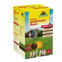 NEUDORFF - TerraVital Spiel & Freude Rasen - 3 kg - Rasensamen Raasensaat Samen