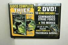 THIEF DEADLY SHADOWS GIOCO USATO BUONO PC DVD VERSIONE ITALIANA GD1 47453