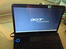 Acer Aspire 7738G +intel T6600 2,2GHz +Nvidia 1GB +6GB RAM +500GB HDD +Win 7/10