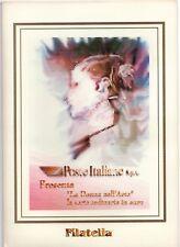 FOLDER 1999 -  LA DONNA NELL'ARTE - EDIZIONE CORDONCINO